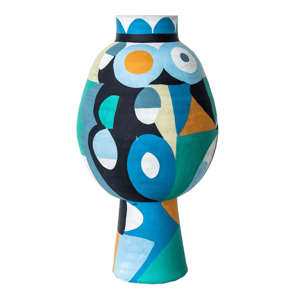 Handmade ceramic vase Gauguin Spot Vessel | Luxury vases, pots & ornaments - Perth WA