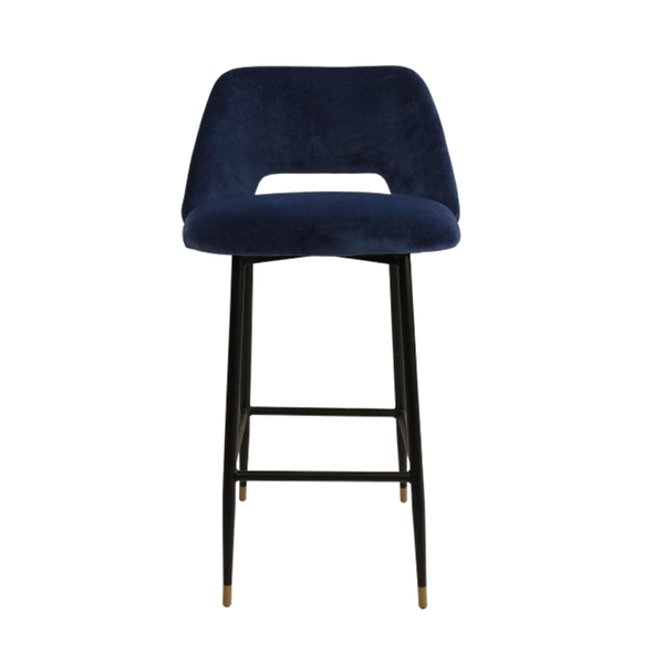 The Boy Bar Stool - Navy
