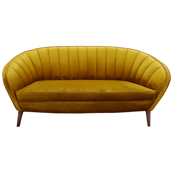 Honeycomb Turin Sofa | Luxury velvet sofas & lounges - Perth WA