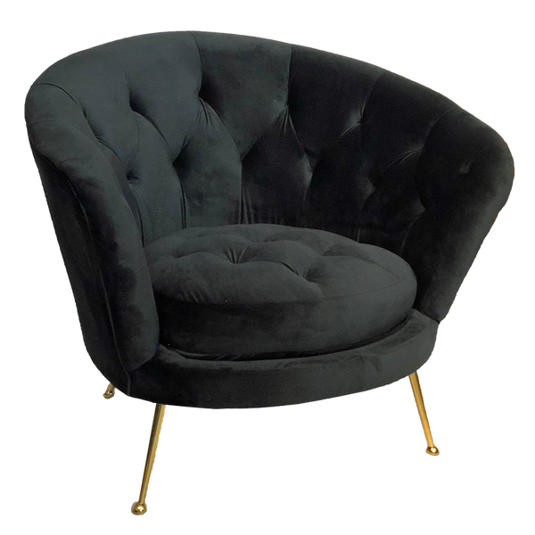 Maybelle Chair - Black