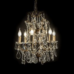 French style chandelier | Chantilly Chandelier - Lighting & Ceiling Pendant Lights Perth WA