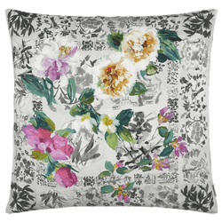 Designers Guild Majolica Slate Cushion