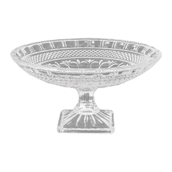 Shinon Parisian Footed Plate