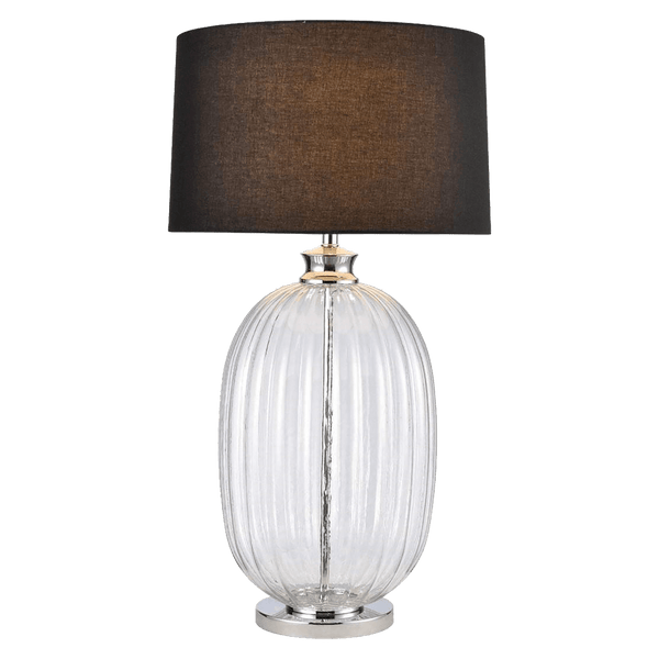 Textured glass lamp | Luxury table & floor lamps - Perth WA