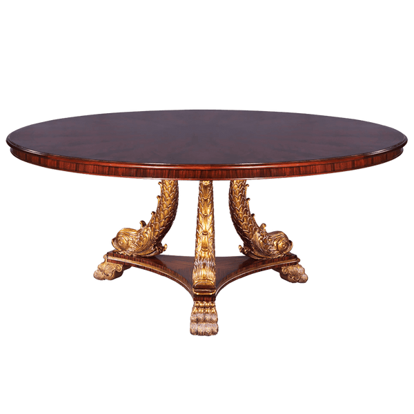 Round Dining Table Lillian