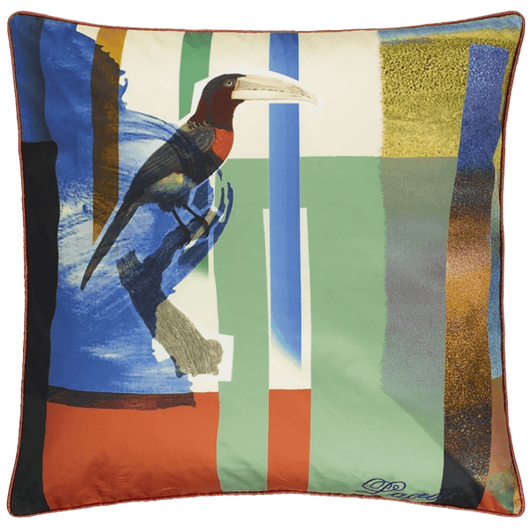 Christian Lacroix Toucan Mix Multicolore Cushion - Perth WA