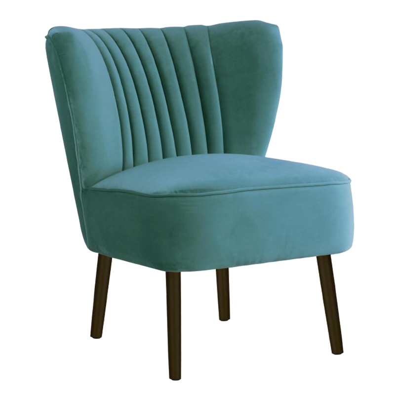 The Como Chair - Aqua