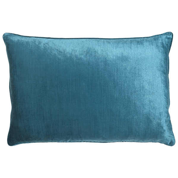Roma Rapee Cushion - Teal 40x60cm | Luxury Cushions & Homewares - Perth WA