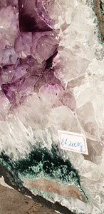 Cathedral Amethyst Geode Cave