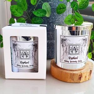 Archangel Raphael Candle - Large
