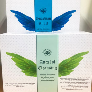 Angel of Cleansing - Green Tree Incense