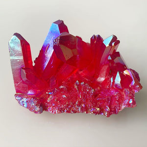 Ruby Aura Quartz - Large