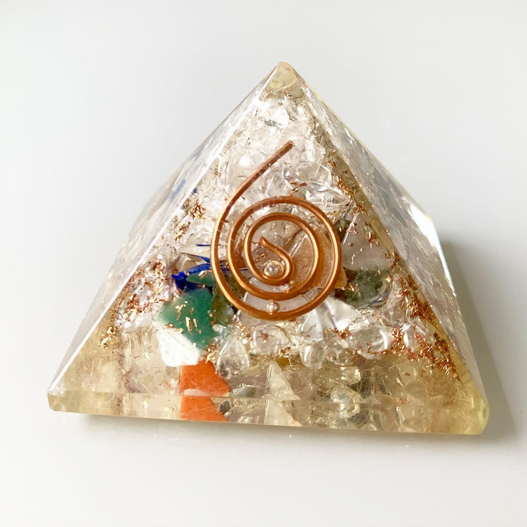 Orgonite - Power Reiki Symbol