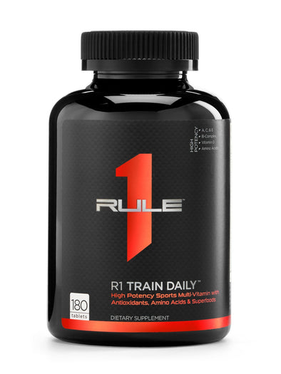 R1 Train Daily 180 Tablets