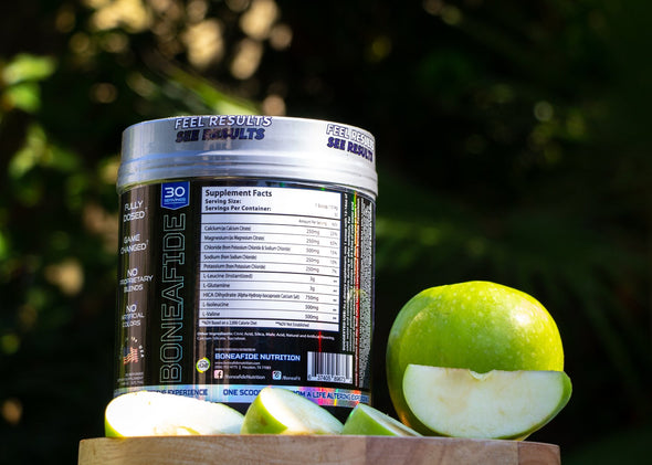 BCAA PLUS HICA APPLETINI