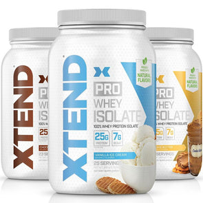 XTEND PROTEIN WHEY ISOLATE