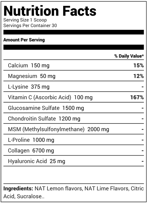 innoflex-nutrition-facts
