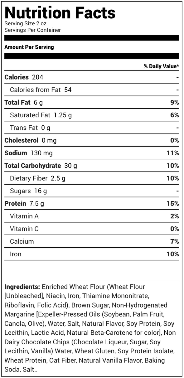 the-complete-cookie-nutrition-facts