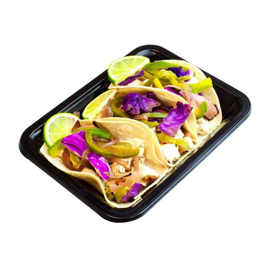 Chicken Tacos with a Purple Cabbage Blend | Icon Meals