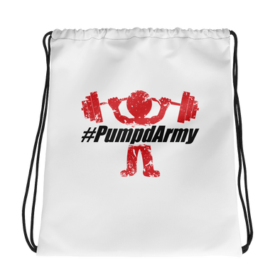 Pumpd Nutrition Drawstring bag