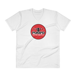 Pumpd Nutrition V-Neck T-Shirt