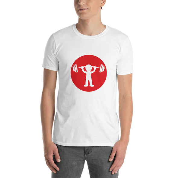 Little Pumpd Logo Short-Sleeve Unisex T-Shirt