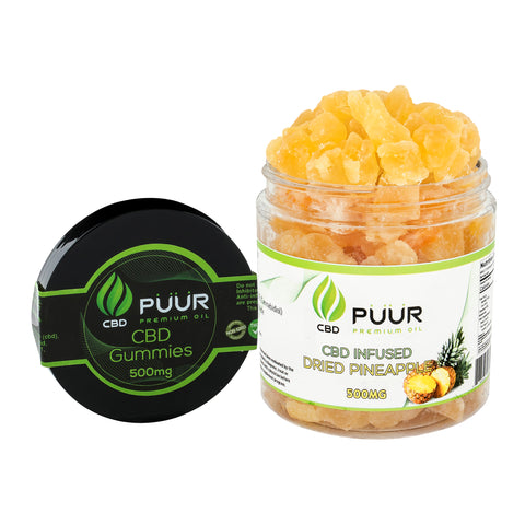 Image of CBD DRIED FRUITS