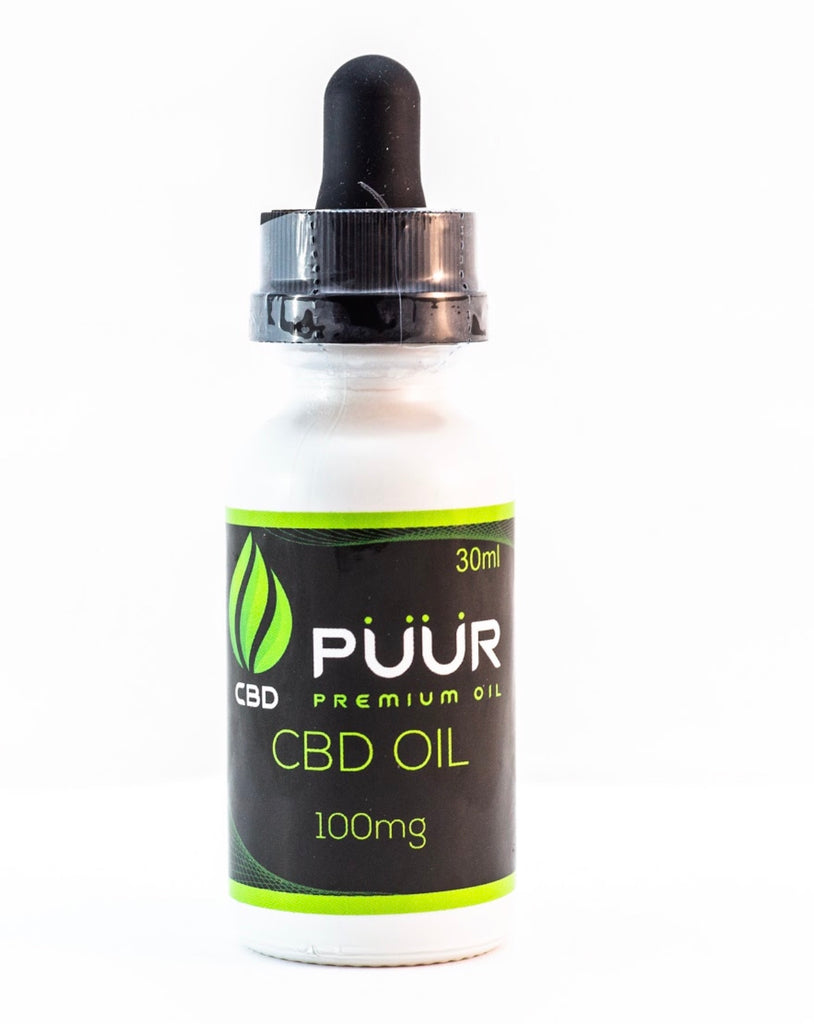 CBD OIL 100 MG