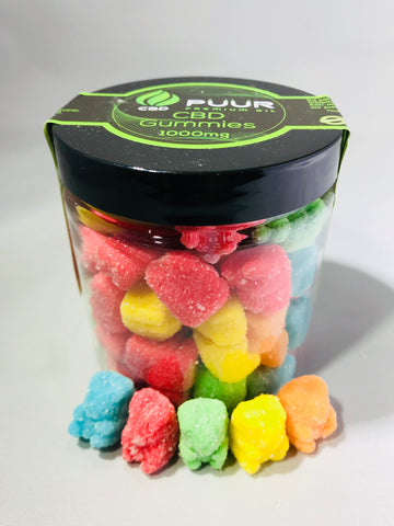Image of CBD SOUR GUMMIES