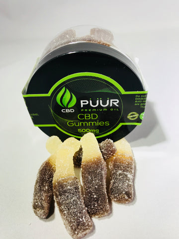 CBD SOUR GUMMIES