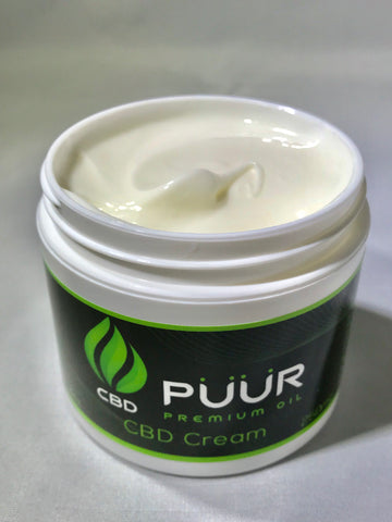 Image of CBD Pain Relief Cream