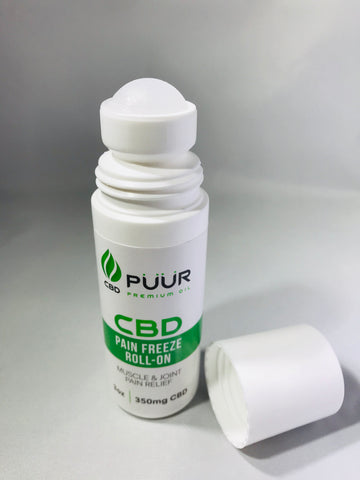 CBD 350mg PAIN FREEZE ROLL ON