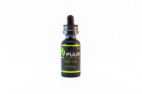 CBD Oil - 2000mg