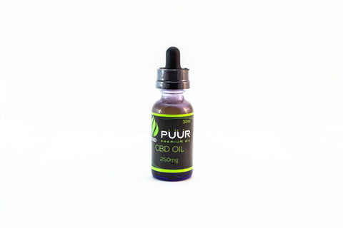CBD Oil - 250mg