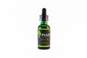 CBD Oil - 550mg