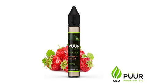 Image of CBD Vape Juice [30ml] - Strawberry Poptart