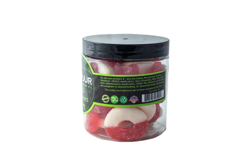 CBD Gummies red rings