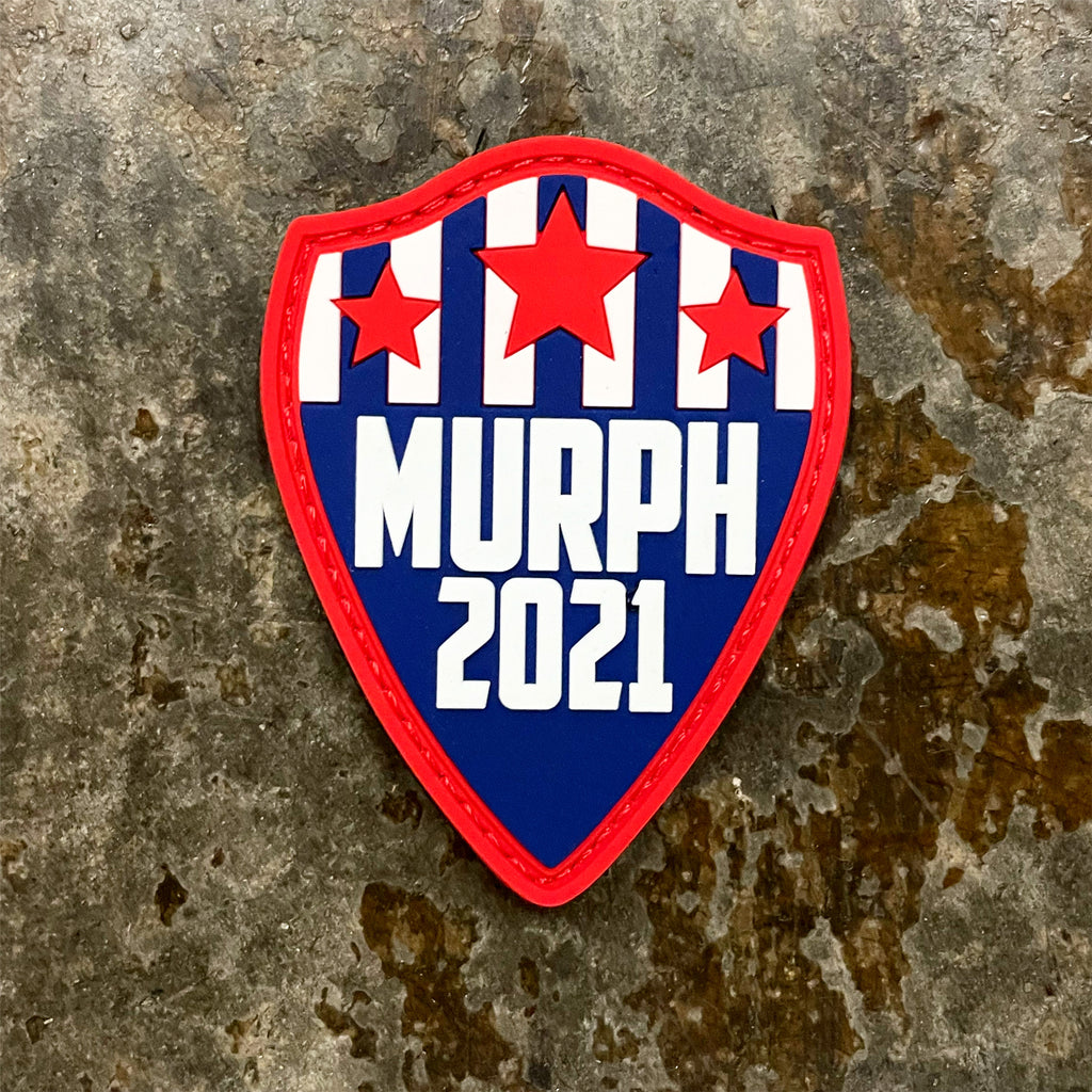 Limited Edition MURPH 2021 T-Shirt & Patch