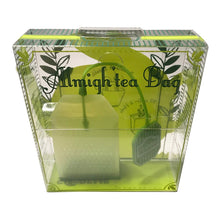 Load image into Gallery viewer, Almigh'tea silicon tea bag green