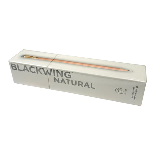 Blackwing Natural Pencils Extra Firm