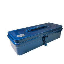 Load image into Gallery viewer, Toyo Steel Toolbox Blue