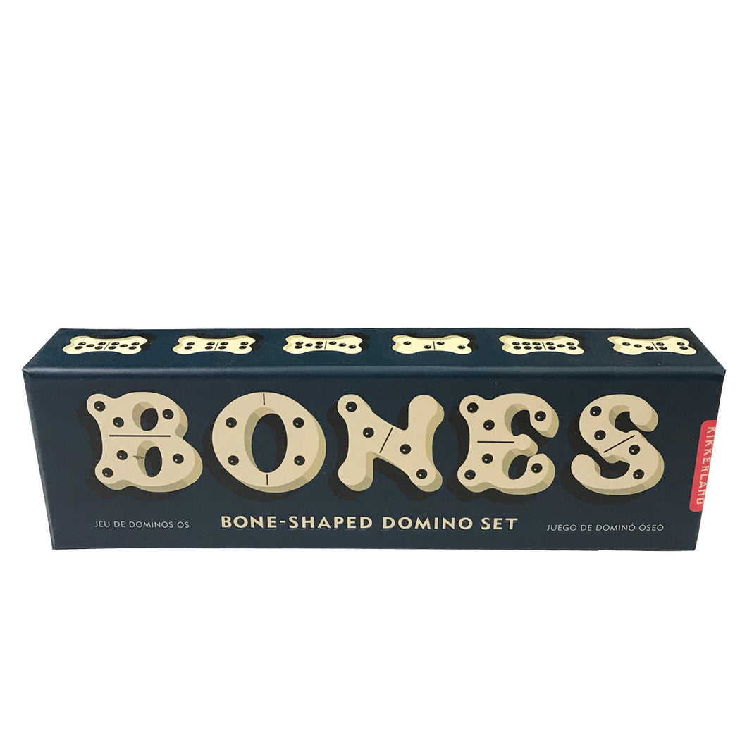 Dog Bone Domino Set