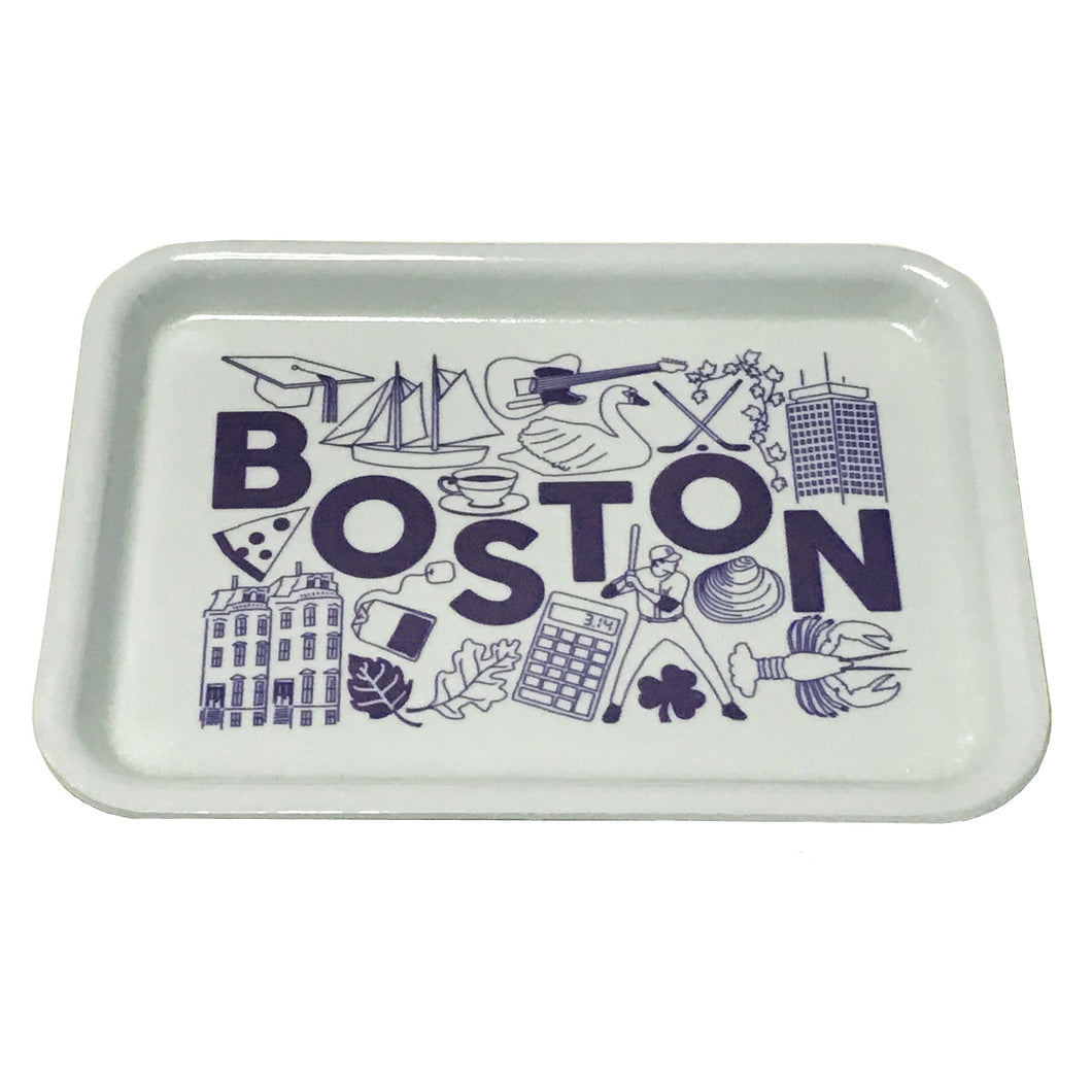 Mini Boston Tray