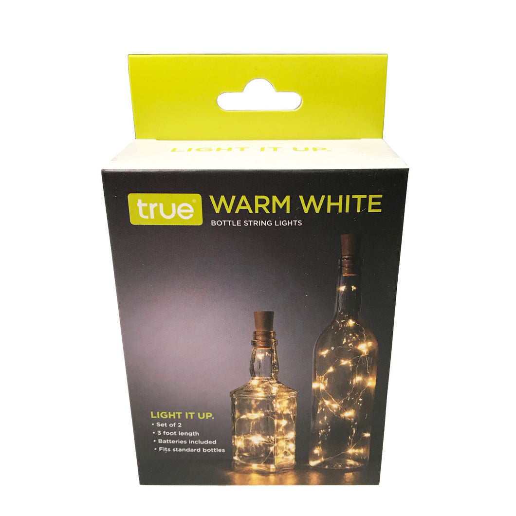 Warm White Bottle Lights