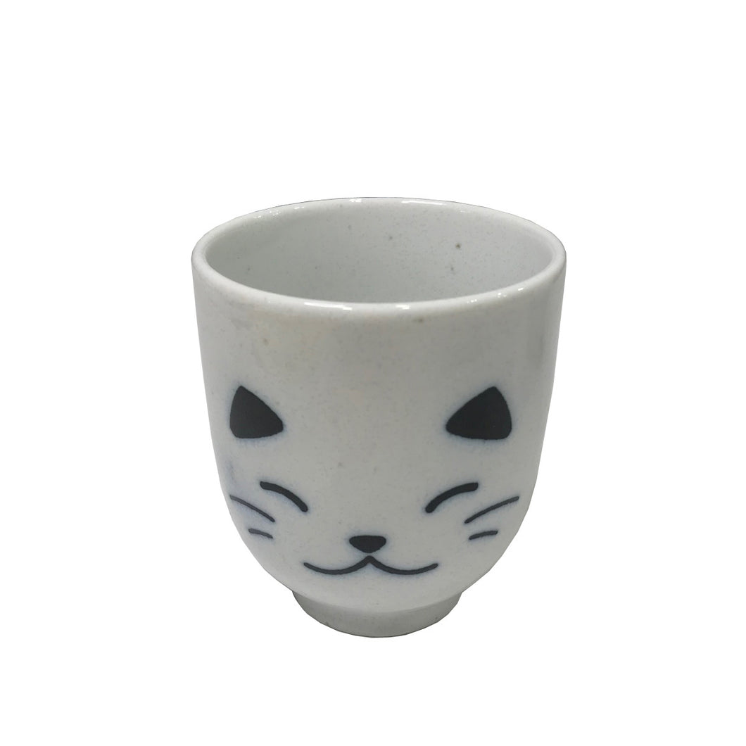Kotobuki animal teacup cat