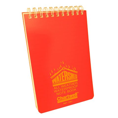 Watershed All Weather Waterproof Note Book