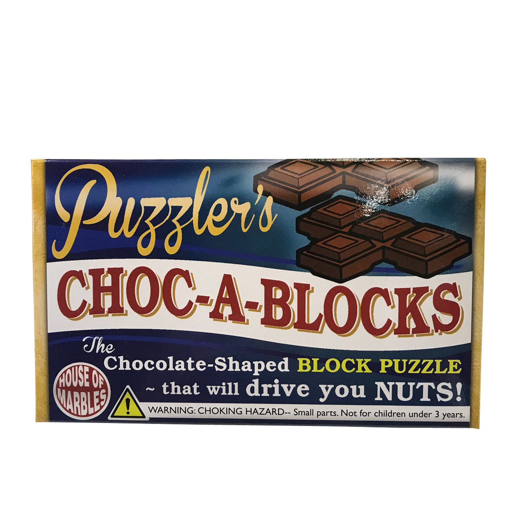 Puzzler's Choc-A-Blocks