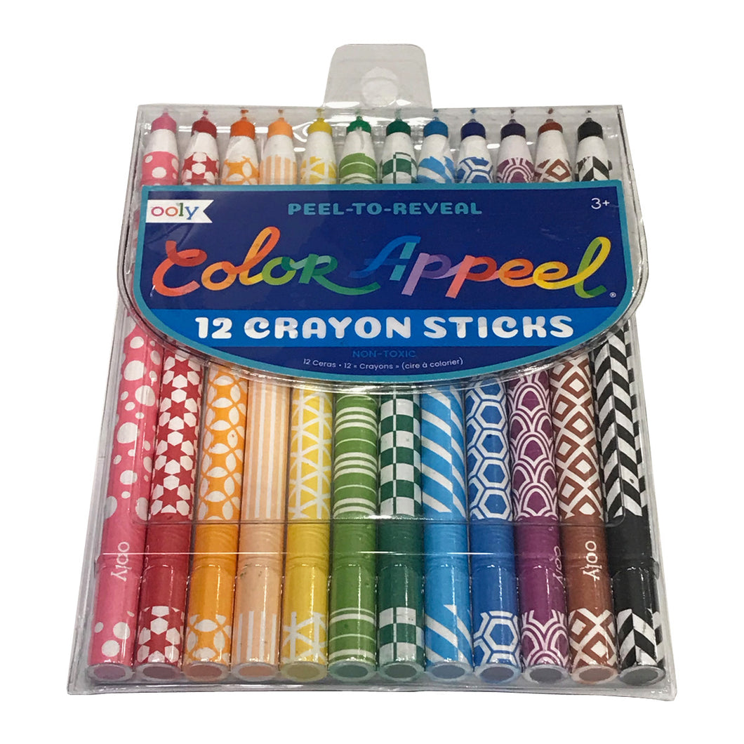 Color Appeel Crayons