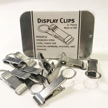Load image into Gallery viewer, Display Clips - Box of 12