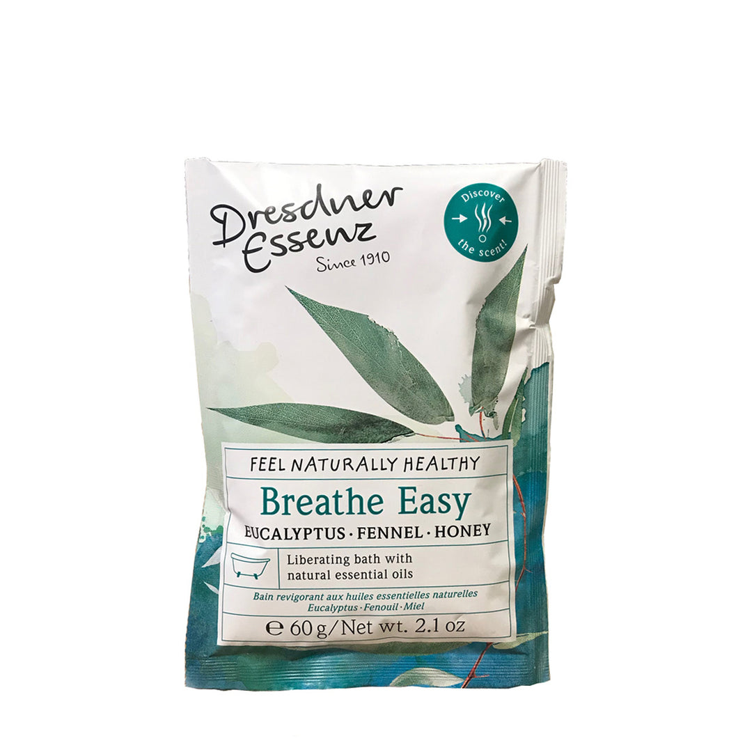 Dresdner Essenz bath salts breathe easy